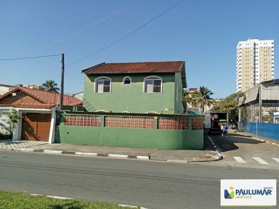 Sobrado Com 5 Dorms, Jardim Aguapeu, Mongaguá - R$ 1.1 Mi, Cod: 828809 - V828809