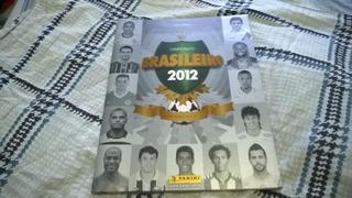 Album Campeonato Brasileiro De 2012 - Vazio + Figurinhas