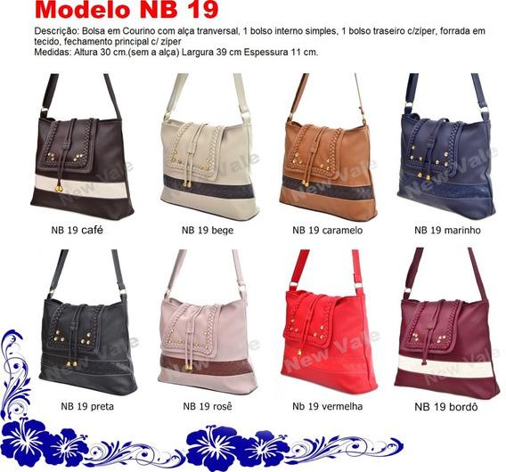 Kit 10 Bolsas Femininas P/ Revenda Preço De Fábrica Atacado