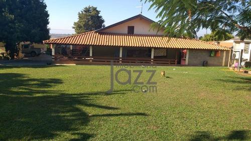 Chácara Com 4 Dormitórios À Venda, 2000 M² Por R$ 605.000,00 - Parque Dante Marmiroli - Sumaré/sp - Ch0321