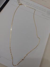 Colar Ouro 18k - 40cm