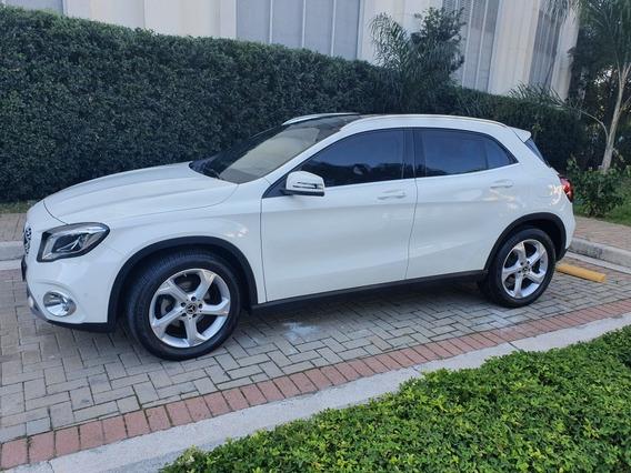 Mercedes-benz Classe Gla 1.6 Enduro Turbo Flex 5p 2018