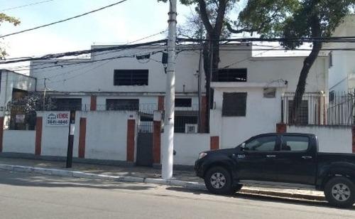 Venda Galpão - Chácara Santo Antônio, São Paulo-sp - Rr3673