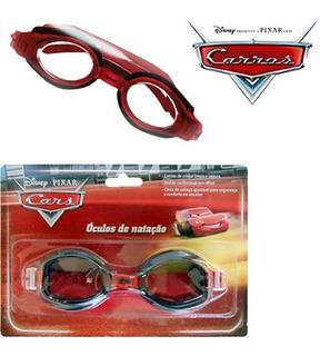 Oculos De Natacao Infantil Carros