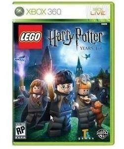 Jogo Lego Harry Potter - Anos 1 A 4 - Xbox-360