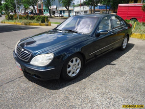 Mercedes Benz Clase S 430 - Automatico