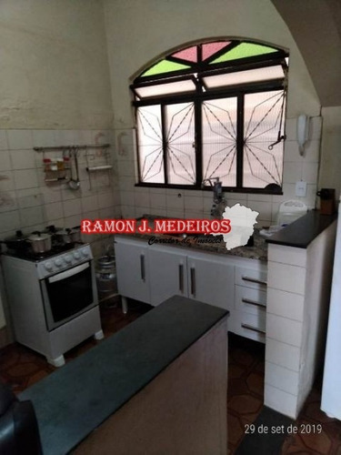 Casa 3qts 2 Banhos Lote 480m² Bairro Botafogo - Gbhte-mg
