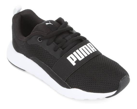 Tênis Puma Wired Kids - Original