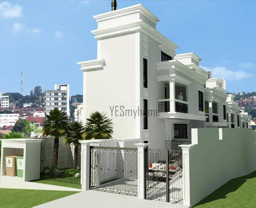 Casa Com 3 Dormitórios À Venda, 187 M² Por R$ 1.199.990,00 - Bigorrilho - Curitiba/pr - Ca0188