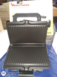 Grill Ultra Compact Moulinex
