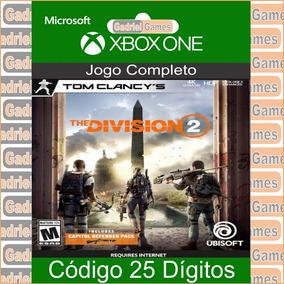 The Division 2 Xbox One Código 25 Dígitos Oficial