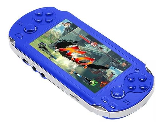 Mini Video Game Portatil Retrô + 3.000 Jogos Super Nintendo