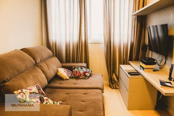 Apartamento À Venda Por R$ 237.000 - Jardim Satélite - São José Dos Campos/sp - Ap0405