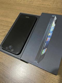 iPhone 5 Cinza Espacial 16gb Usado Ótimo Estado