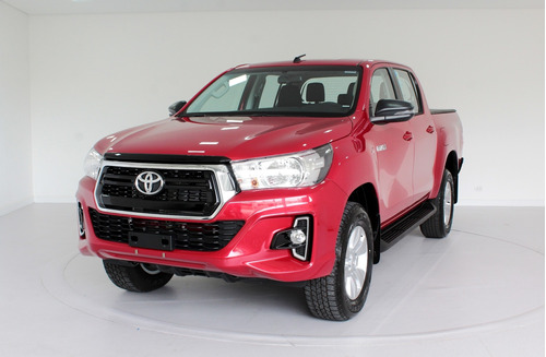 Toyota Hilux 2.8 Sr 4x4 Cd Turbo Diesel 4p Automático 6m -