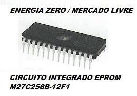 Circuito Integrado Eprom M27c256b-12f1 Cod.cin1505