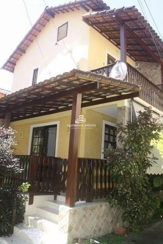Casa De Condomínio Com 2 Dormitórios À Venda - Sapê, Niterói/rj - Cav21882