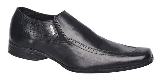 Zapato Stone Con Punta Cuadrada Y Elásticos