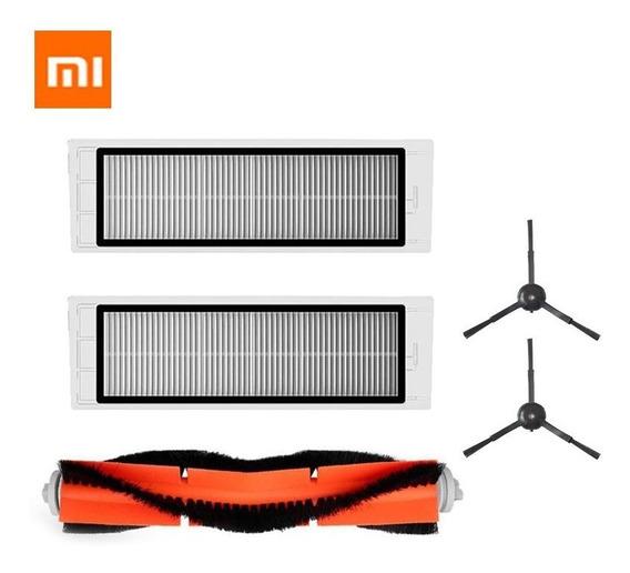 Xiaomi Mijia 5 Pcs Escova Lateral Escova Filtro Acessórios P