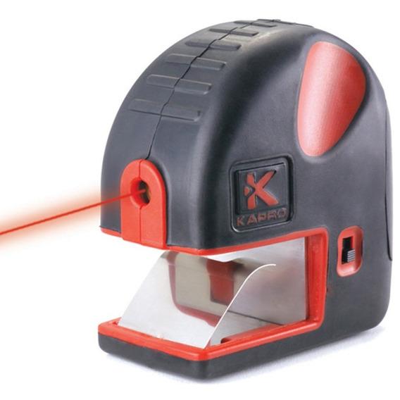 Nivel En T Laser Kapro Marcacion Para Placas De Yeso Mod 893