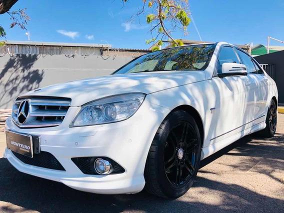 Mercedes C250 Turbo Teto Solar - Monteiro Multimarcas