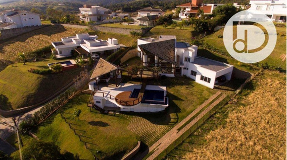 Casa Com 5 Dormitórios À Venda, 760 M² Por R$ 2.350.000 - Condomínio Jardim Primavera - Louveira/sp - Ca3609