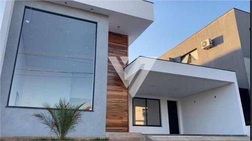 Casa Com 3 Dormitórios À Venda -  Condomínio Chácara Ondina - Sorocaba/sp - Ca1428