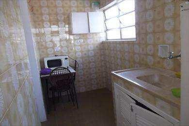 Sala Living Com 0 Dorm, Embaré, Santos, Cod: 8955 - A8955