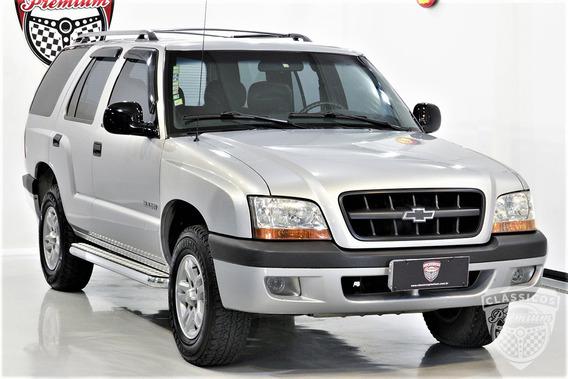 Chevrolet Blazer 2000/2001 - 66.000 Km - Gasolina - Prata