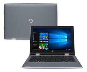 Notebook Positivo 2 Em 1 Intel 4gb Win10 Touch Wifi Bluetoth