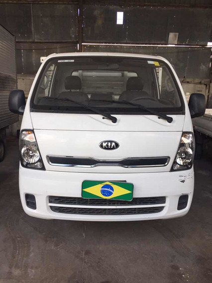 Kia Bongo 2.5 Std 4x2 Rs Turbo S/ Carroceria 2p 2015