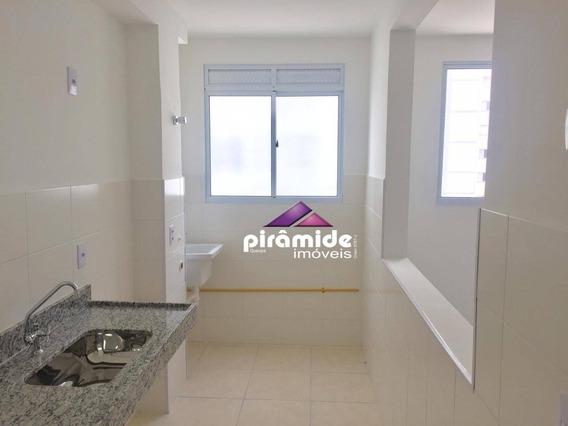 Apartamento Com 2 Dormitórios Para Alugar, 43 M² Por R$ 900,00/mês - Jardim Das Indústrias - São José Dos Campos/sp - Ap11799