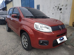 Fiat Uno 1.0 Evo Attractive 8v Flex 4p Manual