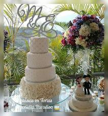 Torta Decoradas, Matrimonios, Infantiles, Comuniones,bautizo