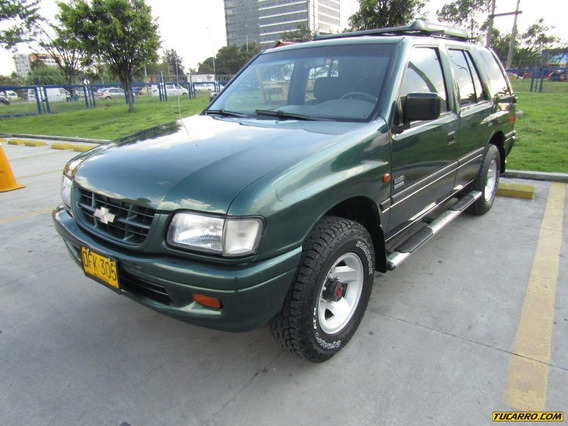 Chevrolet Rodeo Mt 3200
