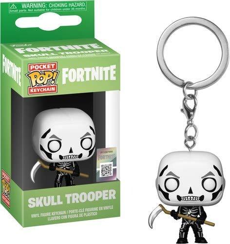 Llavero Funko Pop Fortnite Skull Trooper