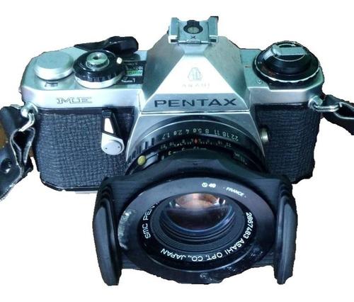 Câmera Fotográfica Asahi Pentaz Me (bem Conservada)
