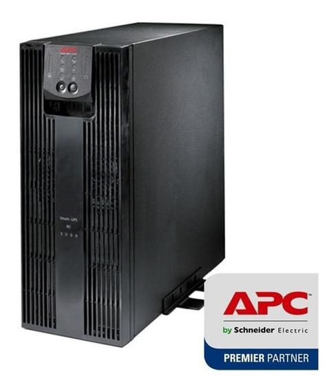 Ups Apc Src3000xli 3000va 3kva 3000 Bateria Externa Online Doble Conversion En Linea Estabilizador Schneider Electric