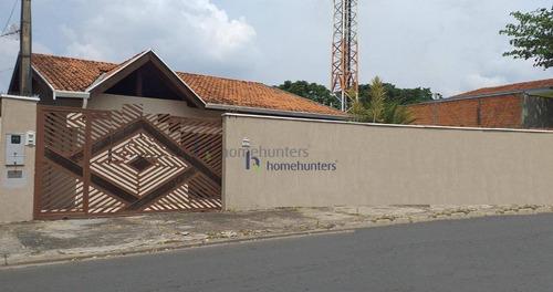 Casa Com 3 Dormitórios À Venda, 170 M² Por R$ 570.000,00 - Vila Mimosa - Campinas/sp - Ca4223