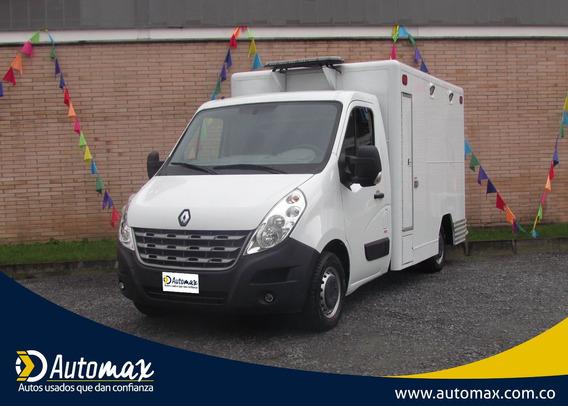 Renault Ambulancia, Mt 2.3