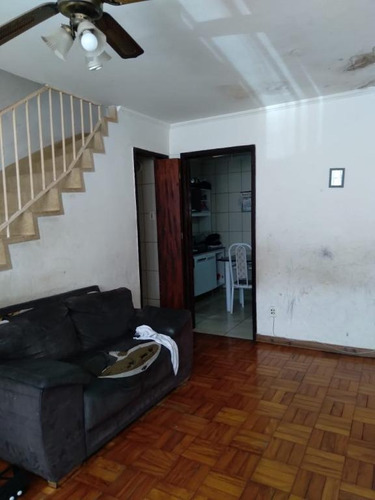 Imagem 1 de 15 de Sobrado  No Jardim Pedreira, 2 Dormitorios Sendo 2 Suites, Mais Lavabo, 1 Vaga De Garagem Coberta, ´portao Automatico, Rua Fechada. - So2651