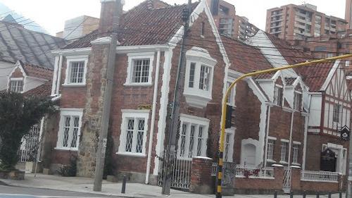 Imagen 1 de 30 de Casas En Arriendo Teusaquillo 90-65765