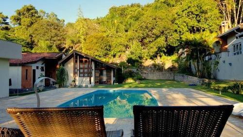 Imagem 1 de 30 de Casa Com 4 Suites À Venda, 365 M² Por R$ 1.250.000 - Clube De Campo Valinhos - Valinhos/sp - Ca1023