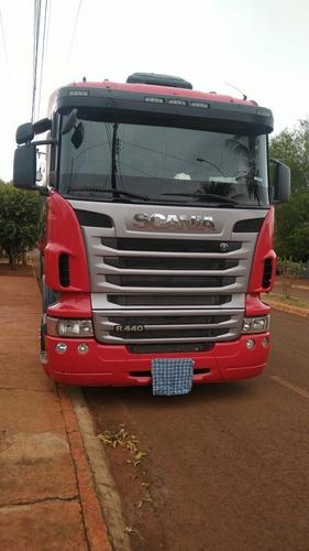 Imagem 1 de 5 de Scania R-440 6x4