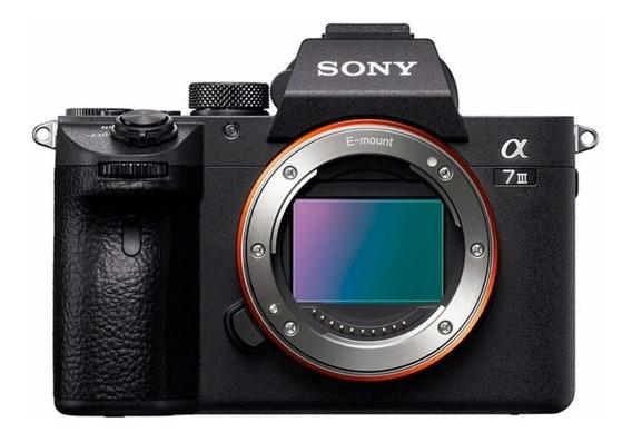 Sony A7iii Corpo Câmera Sony 4k