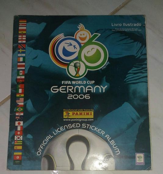 Álbum Da Copa Do Mundo De 2006