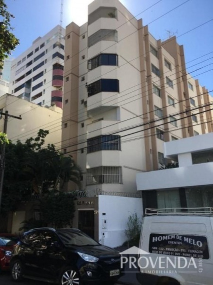 Apartamento À Venda 3 Sendo 1 Suíte No Setor Oeste - Goiânia - Vendaape0768