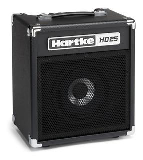 Amplificador Para Bajo Combo De 25w Hd25 Hartke