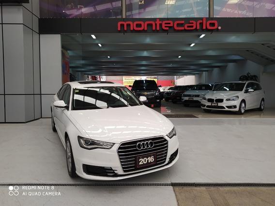 Audi A6 2016 Blanco