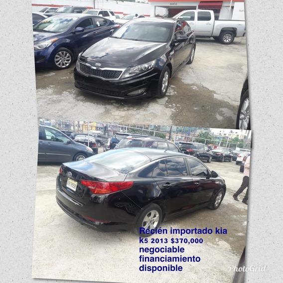 Vendo Vehículos Kia K5 Hyundai Y20 Hyundai N20 2012 Y 2013